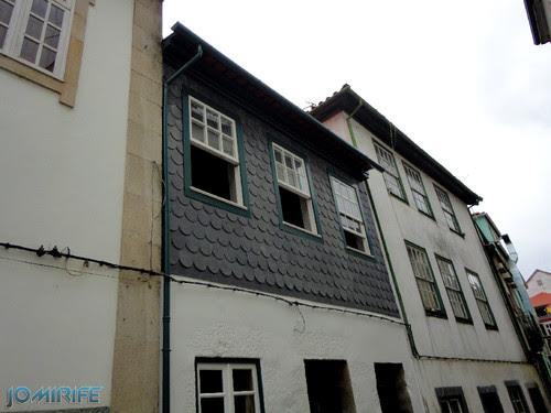 Viseu (31) Casa com fachada típica [en] Viseu - House with typical facade