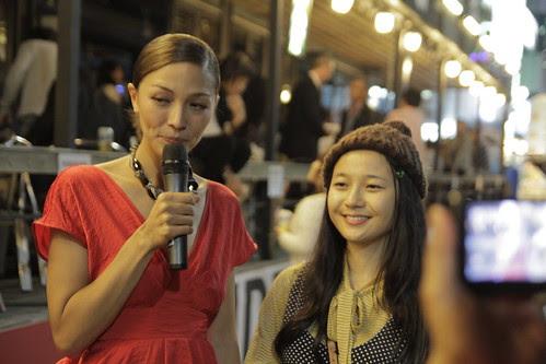 Kkobbi being interviewed 2