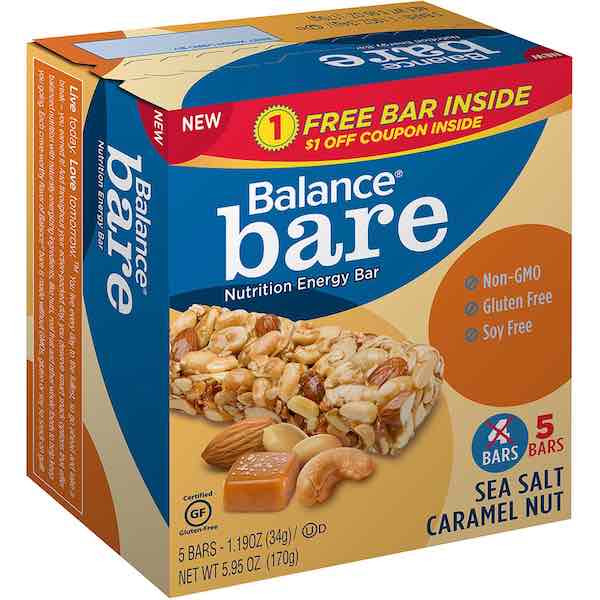 Printable Coupons and Deals - Gluten-Free Snacks! Balance ...