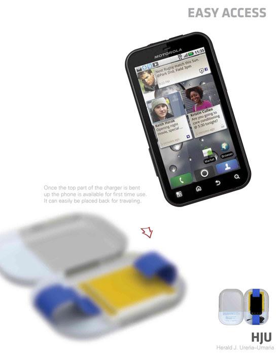 Motorola Embalagem ECO