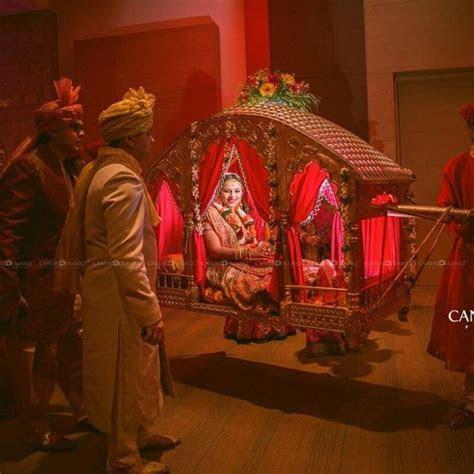 Palki Designs For Bridal Entry ? Fashion in India ? Threads