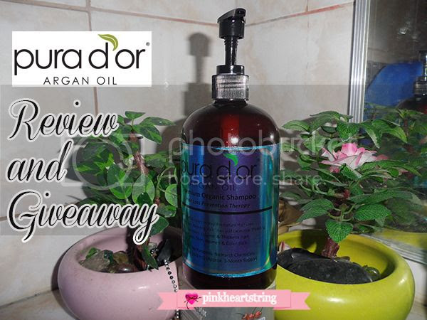 Pura d'or Argan Oil Shampoo Review