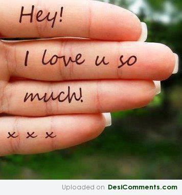 Its For You Meri Janu Alish Ummmaaaaah Love U