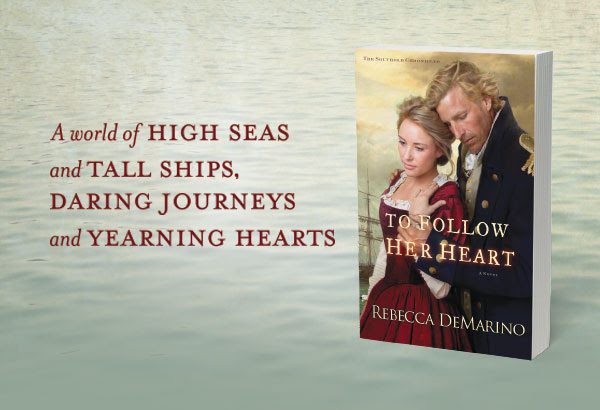 A world of High Seas and Tall Ships, Daring Journeys and Yearning Hearts