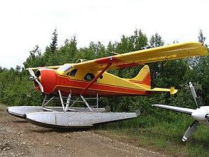 English: de Havilland Canada DHC-2 Beaver