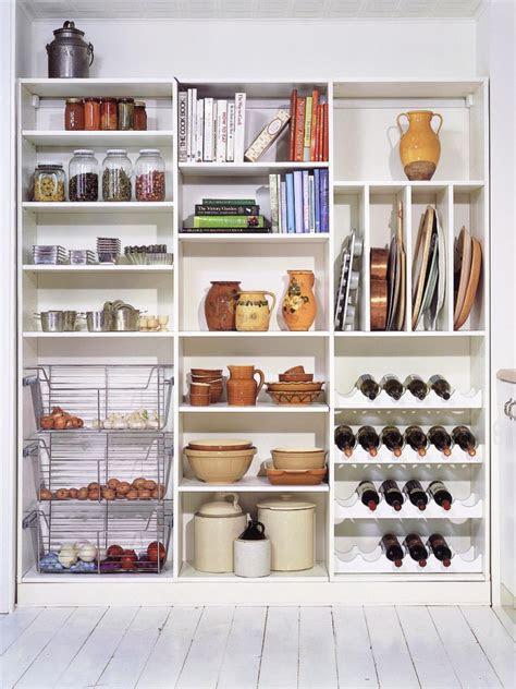 pictures  kitchen pantry options  ideas  efficient