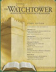 Η παραπληροφόρησις της «Σκοπιάς»