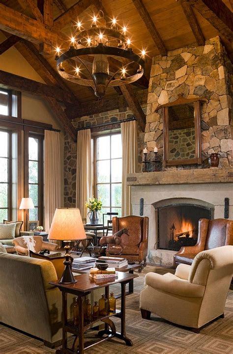 modern rustic decor  classy  warm nuance