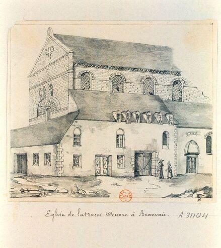 Image illustrative de l'article Odon Ier (évêque de Beauvais)