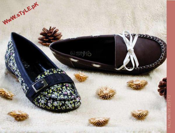 Stylo Winter Shoes For Women 2012 006