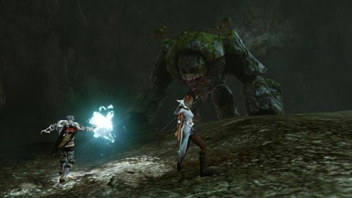 Realize dungeons com outros jogadores (Foto: Divulgação)