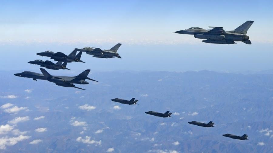 ΗΠΑ: Ο στρατός της Κίνας συνεχίζει να επεκτείνεται σε κρίσιμες περιοχές - Αυξημένες οι επιχειρήσεις βομβαρδισμών