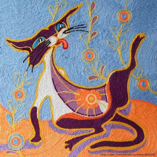DIY-Fun-Cat-Wall-Art-with-Thread01.jpg