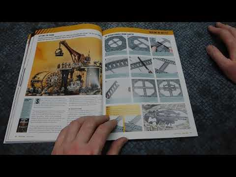 Early Review of March White Dwarf