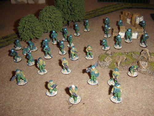 Rebel Platoon