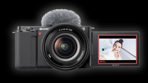 The Perfect Vlogging Camera? Sony Announces the ZV-E10