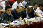 Sambangi Kantor Wapres, Erick Thohir Lapor soal Kontrak Asian Games