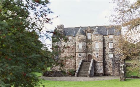 Wedding Venues in Ayrshire, Scotland   Rowallan Castle
