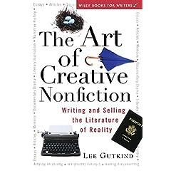 Cover or Creative Non-Fiction