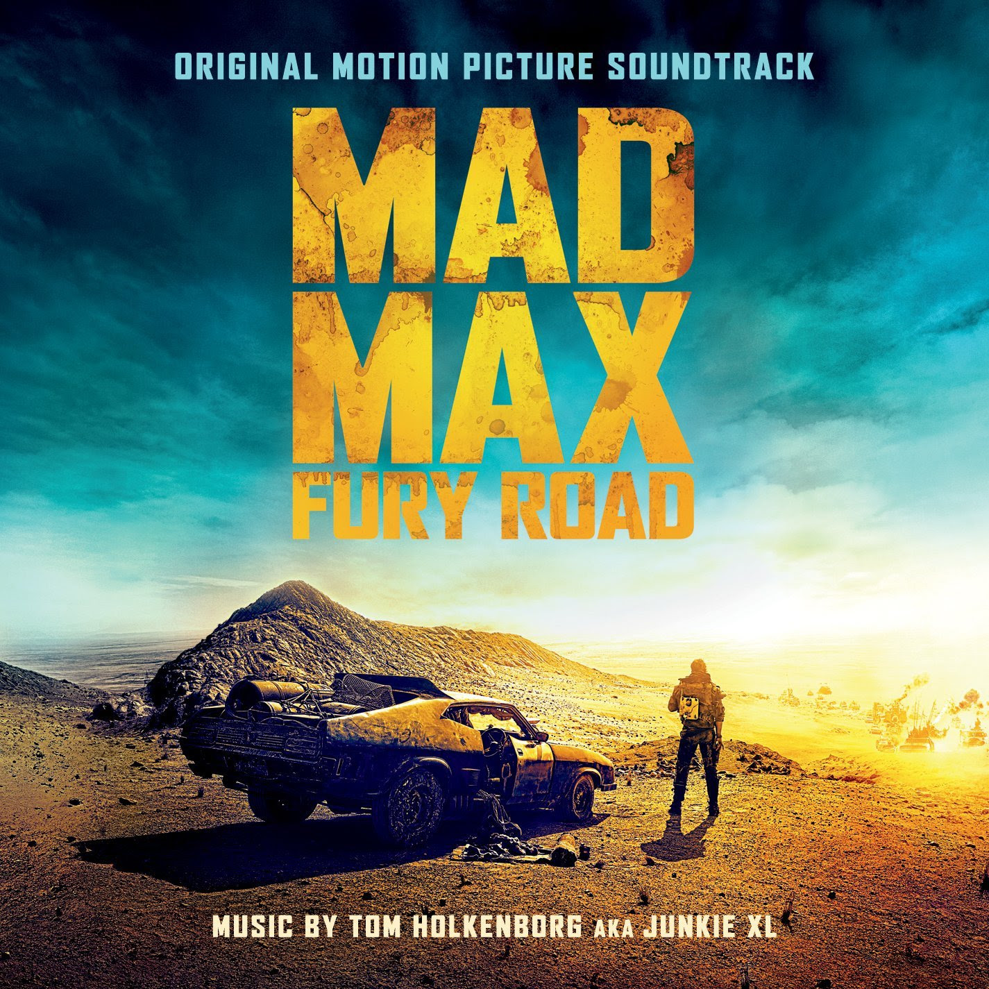 Win The Mad Max Fury Road Soundtrack Composed By Junkie Xl We