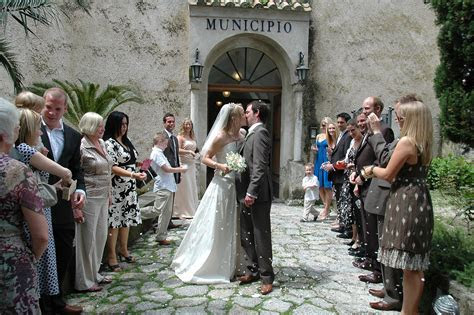 Ravello Civil Wedding   Ravello   Amalfi Coast   Italy