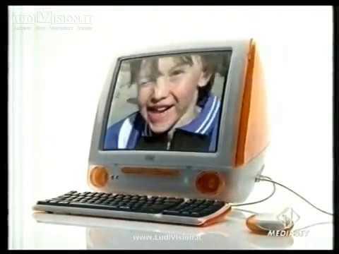 Apple iMac con Desktop Movies (2000)