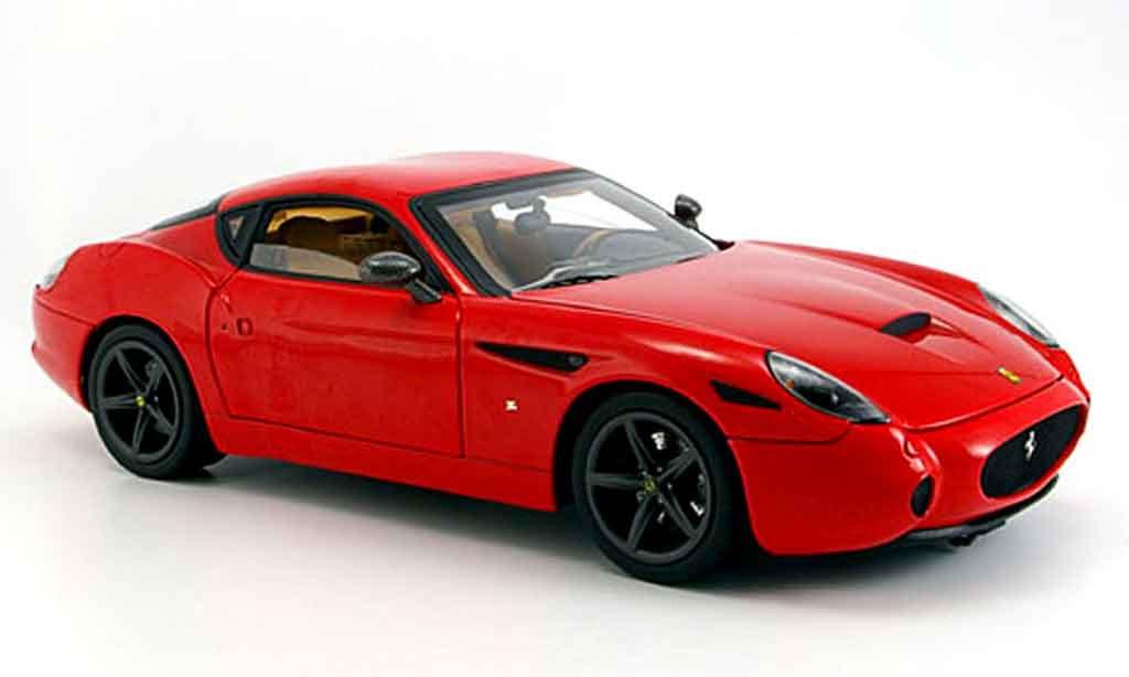 Ferrari 575 Gtz Zagato Red Serie Super Elite Hot Wheels