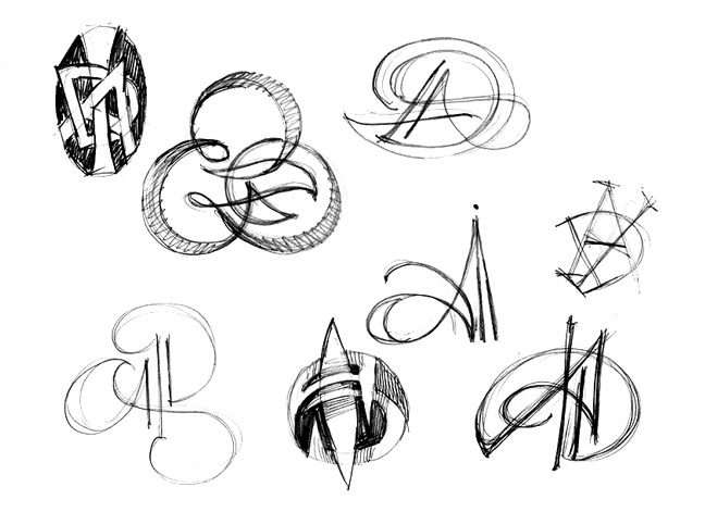 Artistic Monograms