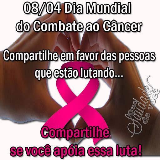 Dia Mundial do Combate ao Câncer Imagem 2