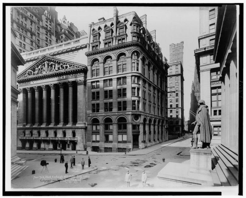 Fotos marcantes mostram a cidade de Nova Iorque ontem e hoje 09