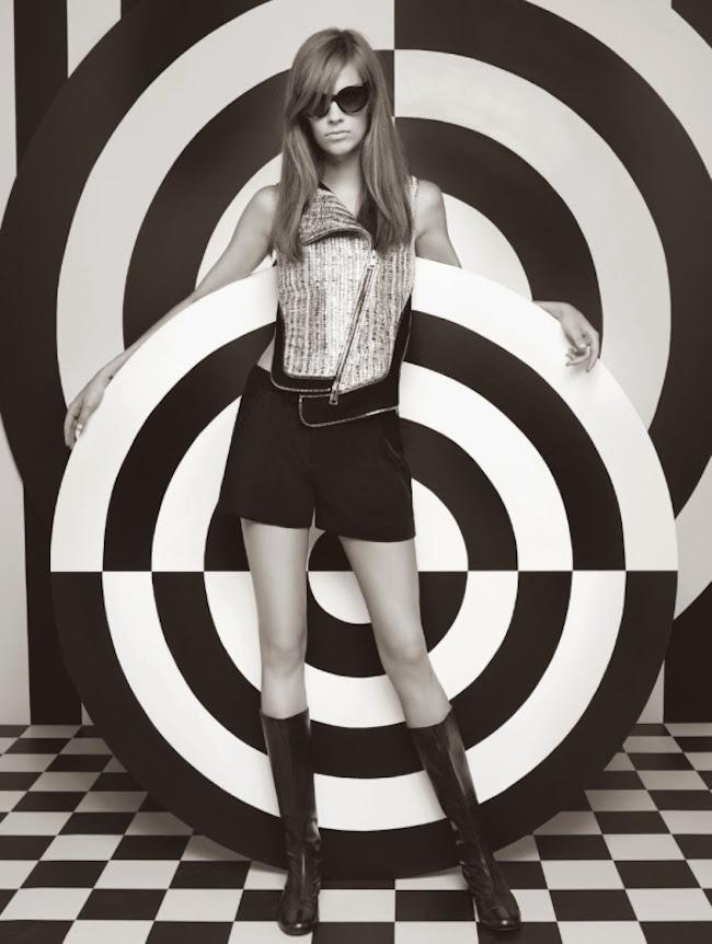Karl Lagerfeld 'Pop Couture' Numéro 9