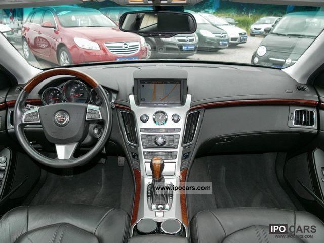 2008 Cadillac CTS 3.6 V6 Sport Luxury Automatic AWD - Car ...