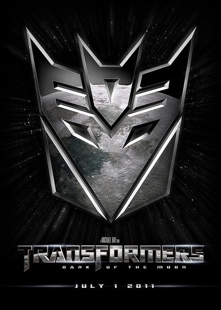 TRANSFORMERS: DARK OF THE MOON (Decepticon poster)