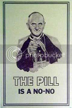 Pope Paul VI representin'