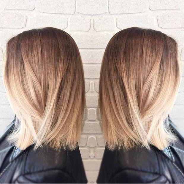 27 Beautiful Long Bob Hairstyles Shoulder Length Hair Cuts