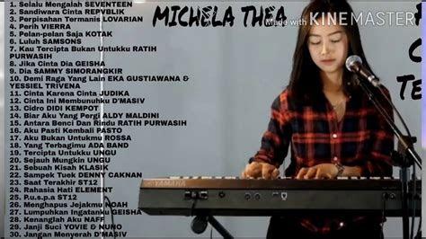 kumpulan lagu cover terbaik michela thea terbaru youtube