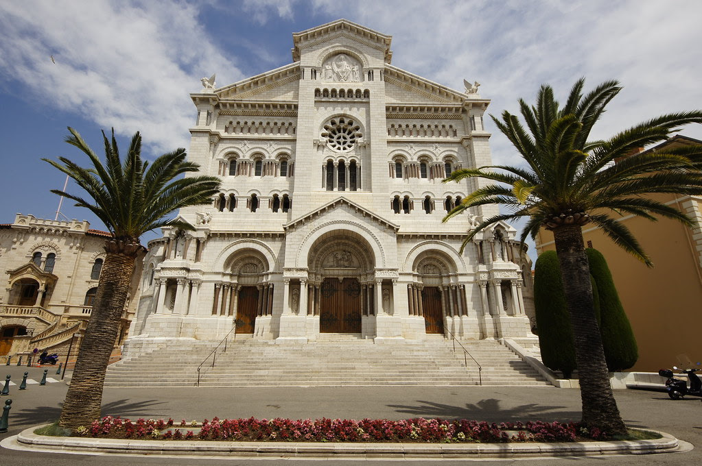 Monaco St Nicholas Cathedral