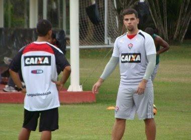 Vitória anuncia retorno do atacante André Lima: 'Outra chance de fazer história aqui'