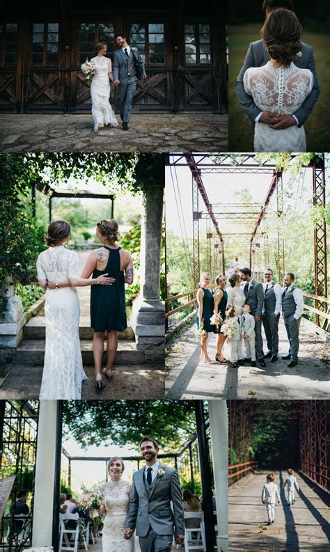 Enchanting Riverside Wedding   St. Louis Wedding and