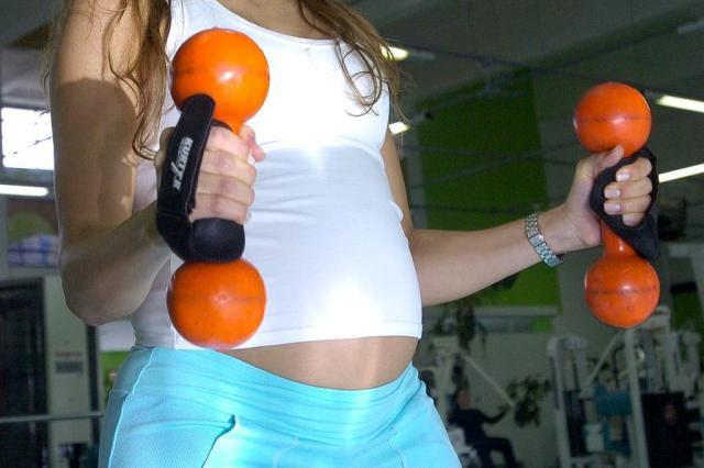 Exercícios físicos praticados pela mãe podem evitar hipertensão no filho Daniela Xu/Agencia RBS