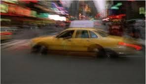 Συνάντηση με ένα ταξιτζή