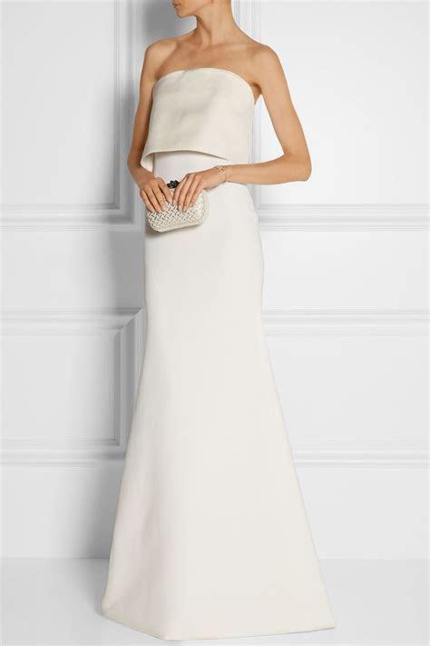 25  best ideas about Victoria Beckham Wedding Dress on