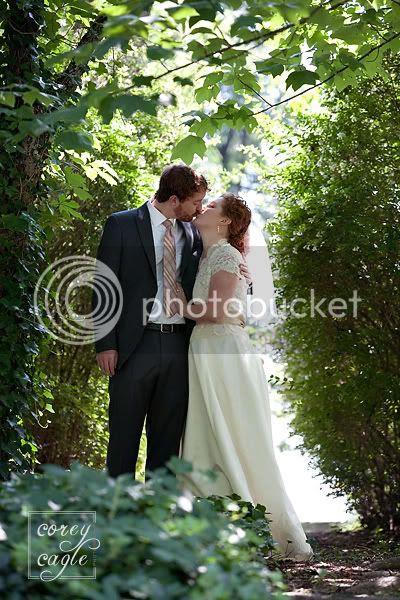 wedding portrait at Highland Lake Inn