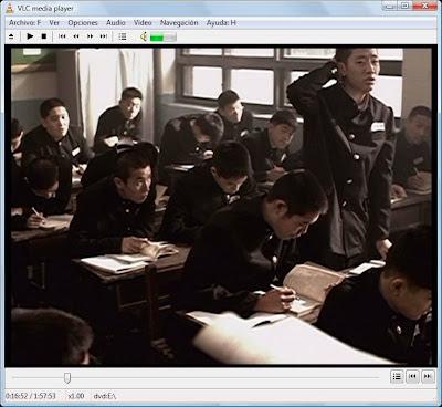 Formato de pantalla adaptado para la edición argentina en DVD (1.33:1)