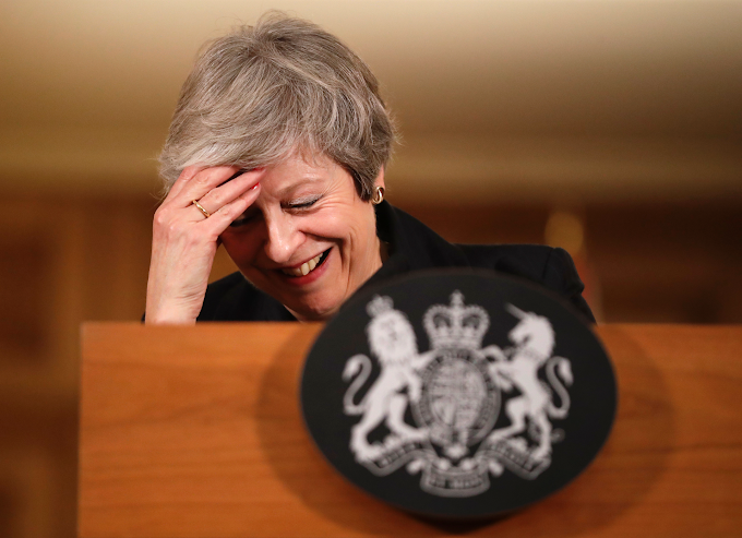 UK's May appeals to public on Brexit as opponents circle British Prime Minister Theresa May is appealing directly to voters to back her Brexit plan, as she waits to see whether rivals within her party have gained enough support to launch a leadership challenge. http://bit.ly/2zeUthq