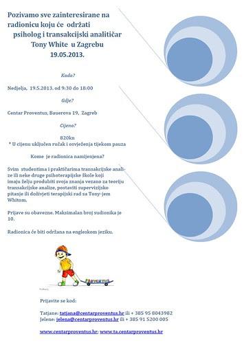 Zagreb workshop 1