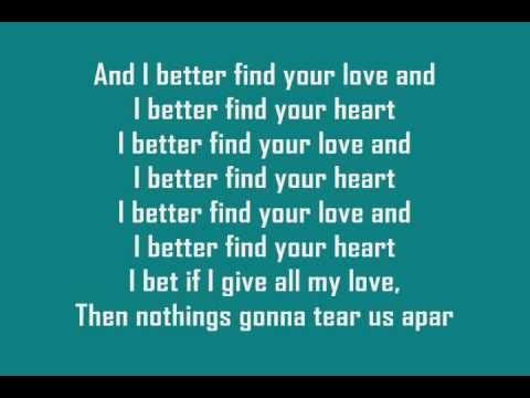 Drake Find Your Love Lyrics