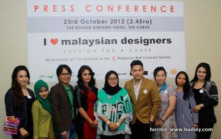 Kempen I Love Malaysia Designers: Fashion For A Cause