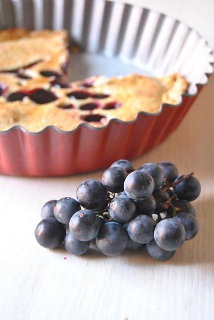 Grape Jelly Pie