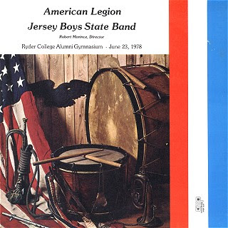 American Legion Jersey Boys State Band